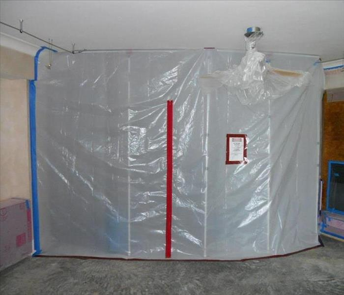 Mold Remediation Containment: The Weapon of Choice in Mold Remediation