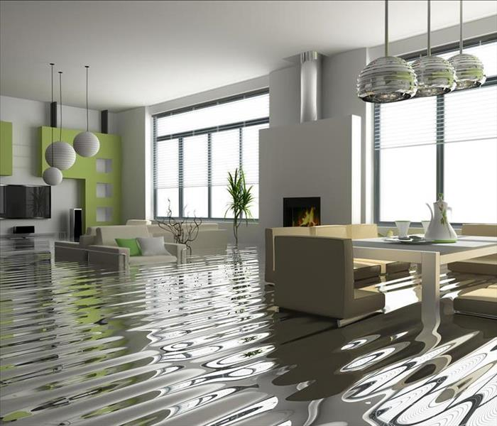Water Damage Staying Safe Around Electronics During Water Removal