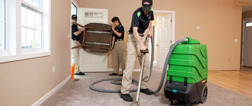 Levittown, PA residential restoration cleaning